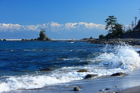 富山湾イメージ