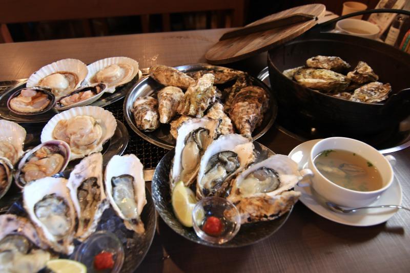 牡蠣フルコースイメージ